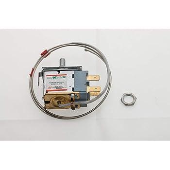 WDF19-K WDF20-L WDF22-L K/ühlschrank Thermostat Haushalts-Metall-Temperaturregler WDF18-L