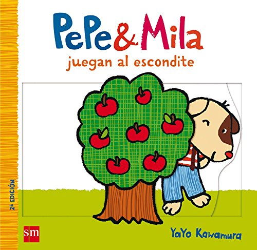 Pepe y Mila juegan al escondite