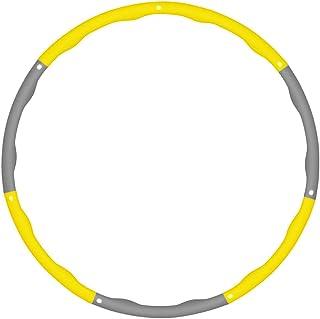フラフープ 大人用 子供用 組み立て式 スリーサイズ エクササイズ 持ち運び簡単 ウエスト 引き締め 有酸素運動