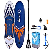 Zray X-Rider X3 12.0 Sup Board Stand Up Paddle Surf-Board Kayak-Sit Remos Correa 365x81x15cm