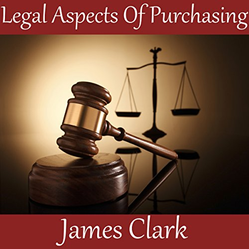 Legal Aspects of Purchasing audiobook cover art