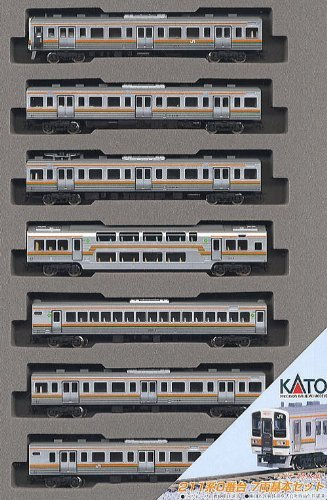 KATO Nゲージ 211系 0番台 基本 7両セット 10-441 鉄道模型 電車