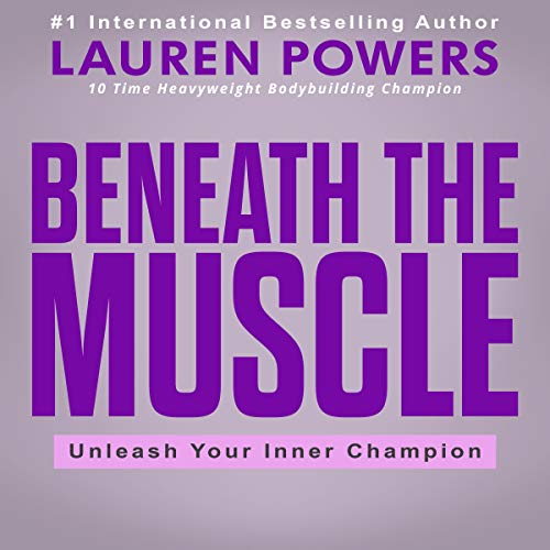 Beneath the Muscle audiobook cover art