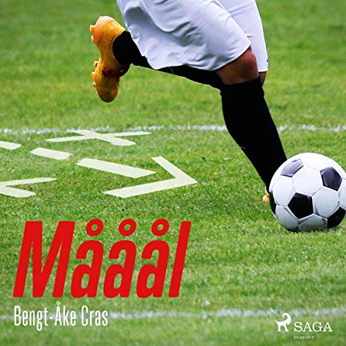 Mååål audiobook cover art
