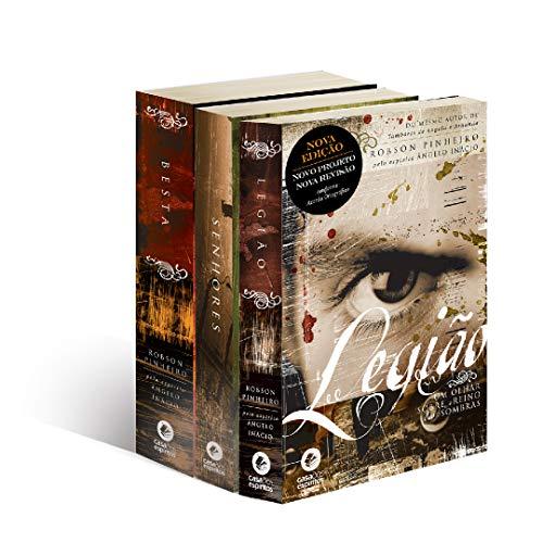 Reino Das Sombras, O - Trilogia