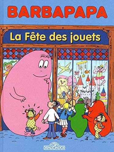 Barbapapa BD - La Fête des jouets - Bande dessinée - Dès 5 ans (11)