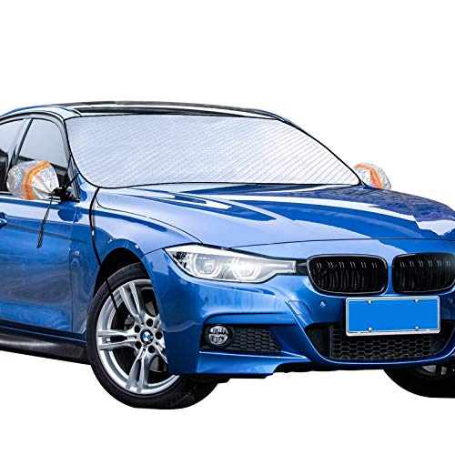 (50% OFF) Car Windshield Snow Cover $10.00 – Coupon Code