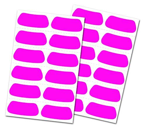 Rawlings Eye Black Stickers (Pink)