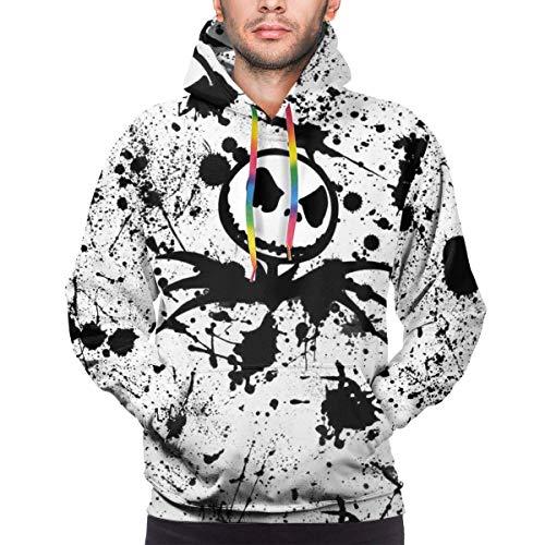Niceda New Jack Skellington The Nightmare Before Christmas Top Sublimation Sweatshirt