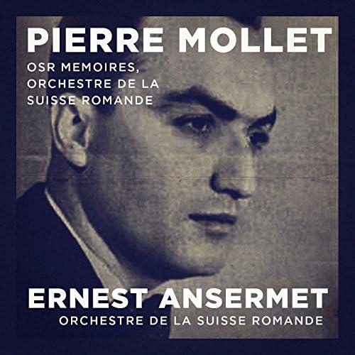 Ernest Ansermet, Orchestre de la Suisse romande, Pierre Mollet, Samuel Baud-Bovy