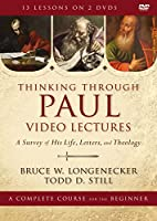 Thinking Through Paul Video Lectures: A Survey of His Life, Letters, and Theology [DVD]