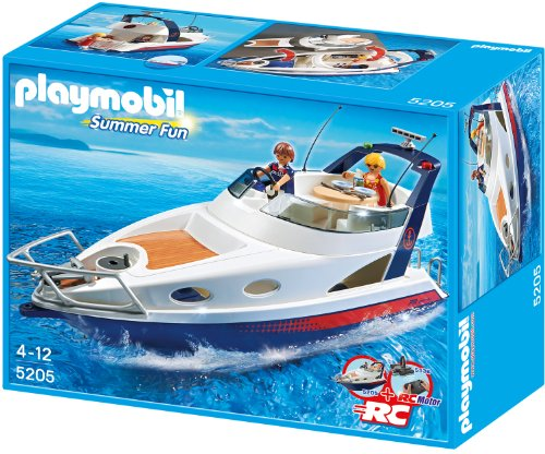 Playmobil 5205 - Luxusyacht