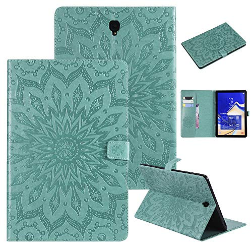 GHC PAD Cases & Covers For Samsung Galaxy Tab S4 10.5 inch, Shockproof Leather Case Ultra Slim Smart Case Business Tablet Case For Samsung Galaxy Tab S4 10.5 inch SM-T830 SM-T835 (Color : G)