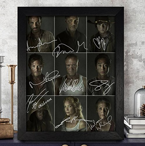 NORMAN REEDUS REPRINT SIGNED 8X10 PHOTO AUTOGRAPHED PICTURE CHRISTMAS MAN CAVE