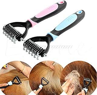 Phones Accessories - Tera Pet Fur Knot Cutter Remove Rake Grooming Shedding Brush Comb Dog Cat