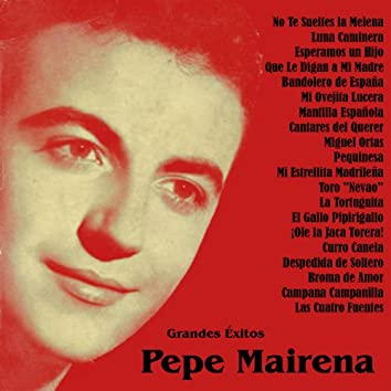 Grandes Éxitos: Pepe Mairena