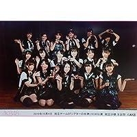 岩立沙穂 生写真 2019年10月4日 岩立チームB シアターの女神 18:30公演 生誕祭 AKB48 グッズ