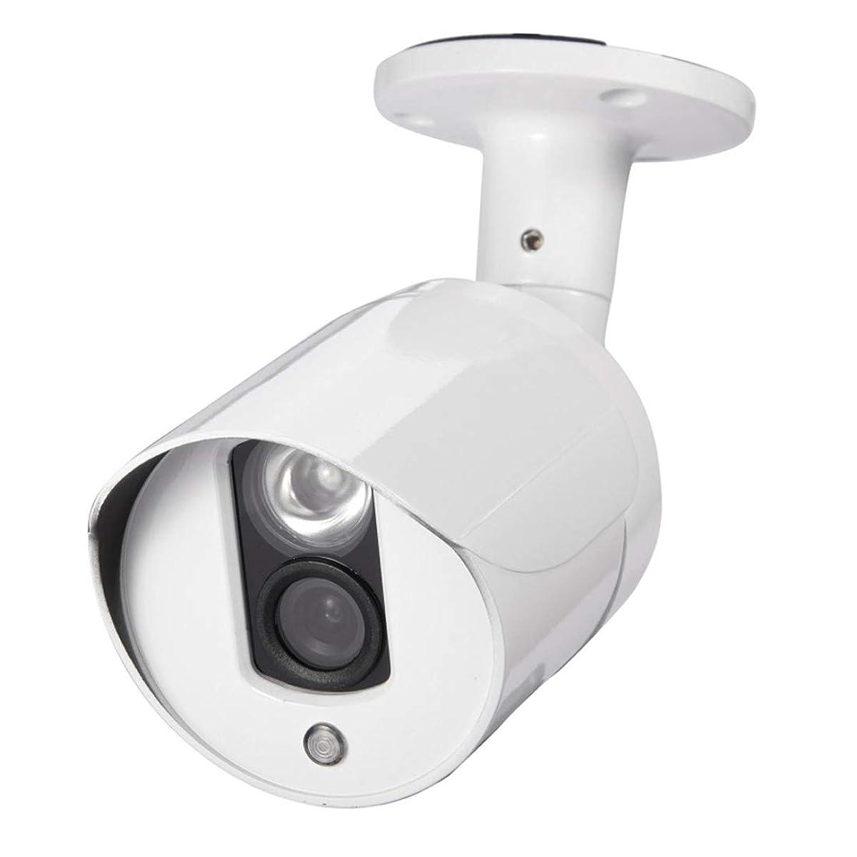 レンダーびっくりする収縮YMF 633W / AHD H.264 HD 720P 1/4インチ1.0メガピクセルアレイ弾丸カメラ、サポートナイトビジョン/動き検出、IR距離:20m