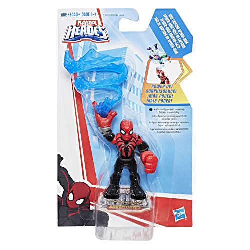 Imaginext Playskool Marvel Kid Arachnid Power Up Arms