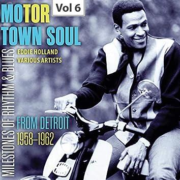 Milestones of Rhythm & Blues: Motor Town Soul, Vol. 6
