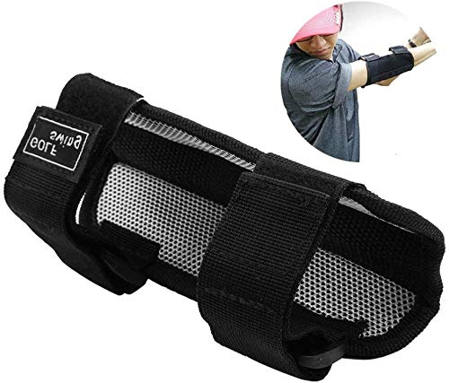Canyita Entraîneur d'oscillation de Golf,Golf Swing Guide Entrainement au Swing Trainer Coude...