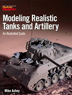 Model Real Tanks and Artillery