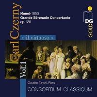 Czerny: Nonet / Grande Serenade Concertante (1995-06-20)