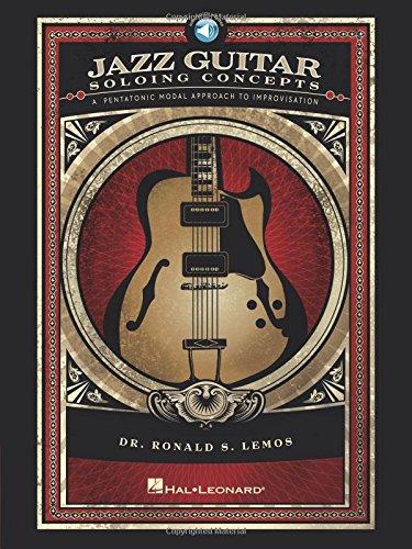 Jazz Guitar Soloing Concepts: Noten, CD für Gitarre (Book & CD)