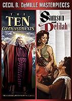 Ten Commandments  / Samson & Delilah [DVD] [Import]