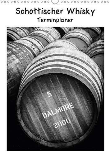 Schottischer Whisky - Terminplaner (Wandkalender 2021 DIN A3 hoch)
