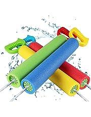 DEEM 4 STKS Water Squirters EVA Lange Range Lichtgewicht Draagbare Water Shooter Speelgoed voor Zomer Zwembad Strand Party