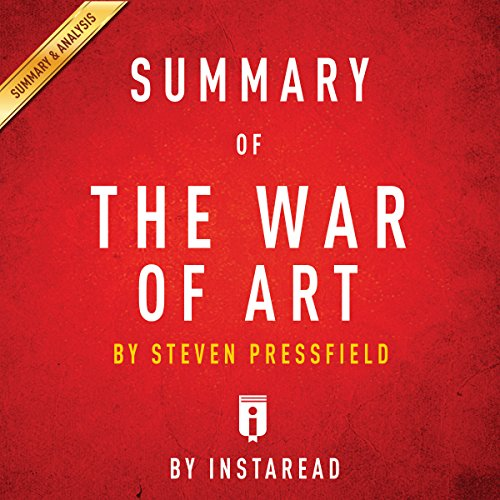 Summary of The War of Art by Steven Pressfield | Includes Analysis Titelbild