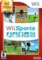 Wii Sports(nintendo Selects)(Street 5-15-11)