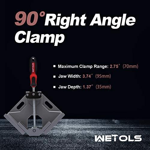 Product Image 8: WETOLS Angle Corner Clamp