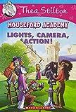 Thea Stilton Mouseford Academy: Lights Camera Action! [Jan 01, 2016] Stilton, Thea