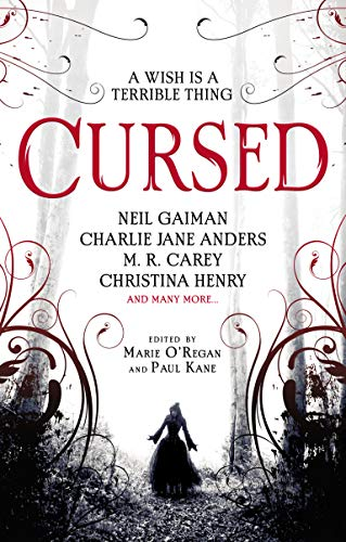 Cursed: An Anthology (English Edition)