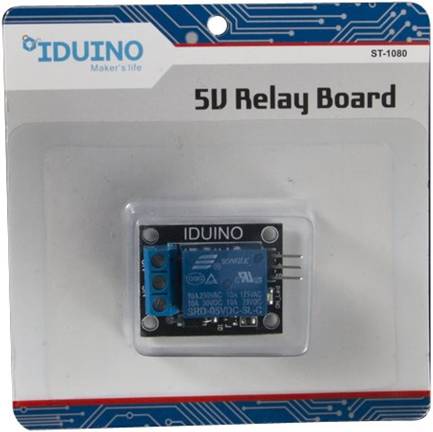 5V Relay Module 1 Channel Way with 5V12V TIL Control Signal for Arduino Relay ARM PIC AVR DSP