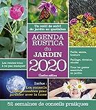 Agenda Rustica du jardin