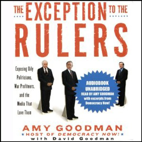The Exception to the Rulers audiobook cover art