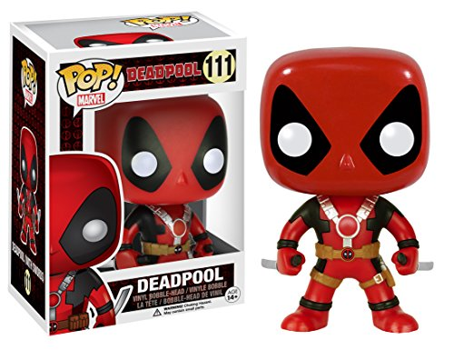 Funko Pop Deadpool con dos espadas (Deadpool 111) Funko Pop Deadpool