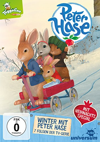 Peter Hase - Winter mit Peter Hase