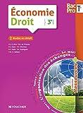 Ressources plus Economie-Droit Tle BAC PRO - 3e édition