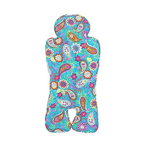 YJingMM Colchoneta Silla Paseo Universal Verano Colchoneta para Cochecito Y Carro Bebe Transpirable For Baby Color