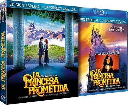 DIE BRAUT DES PRINZEN / The Princess Bride ( ) (Blu-Ray & DVD Combo) [ Spanische Import ] (Blu-Ray)