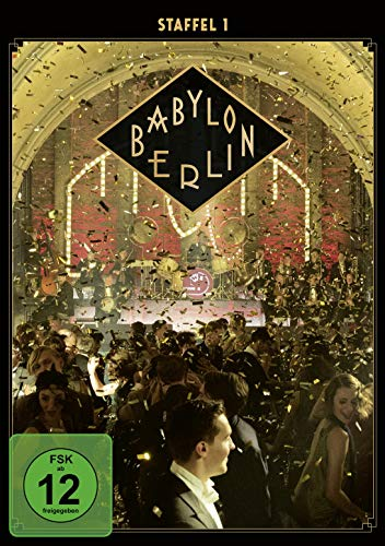 Babylon Berlin - Staffel 1 (2 DVDs)