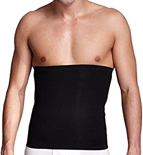 PIXNOR Women's Slimming Belt Beer Belly Body Shaper Belt Abdo Shaper M