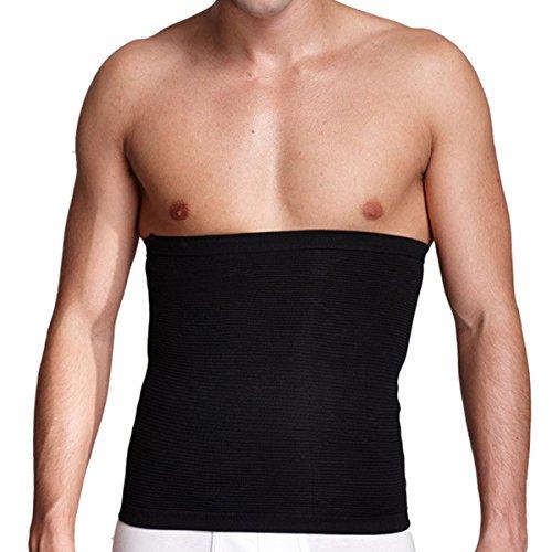 leorx Men Waist Trimmer Slimming Belt Body Shaper Belt Abdomen Shaper -...