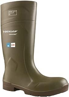 Dunlop FoodPro Purofort MultiGrip Safety Shoes EA51831 Size - 10 Green