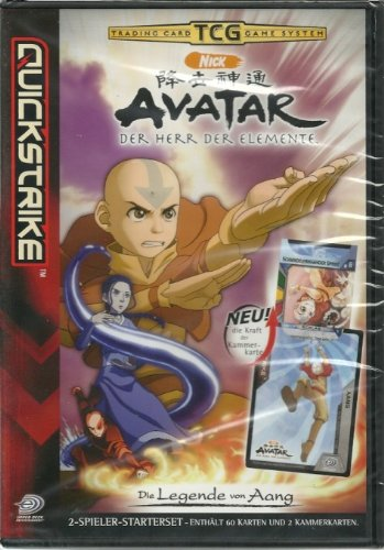 Upper Deck 46938 - Avatar Starter - Master of Elements