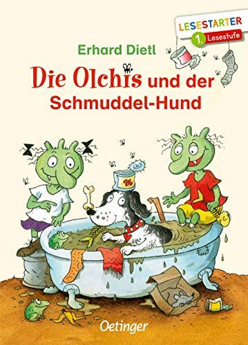 Die Olchis und der Schmuddel-Hund (Lesestarter)